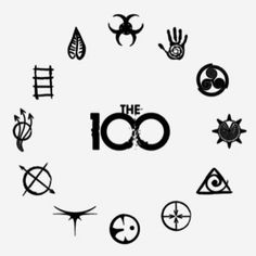 The 100 • Grounder Clans