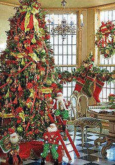 red and green | Christmas | Pinterest | Christmas, Christmas ...