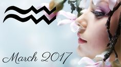 #Aquarius #March 2017 #Psychic #Tarot Reading #Intuitive Life Coaching by Whi...