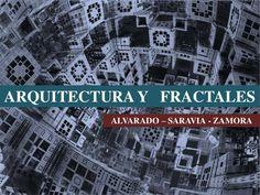 Representando lo Fractal en Arquitectura