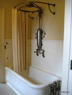 Pittock Mansion, Portland, Oregon. Some of the plumbing
