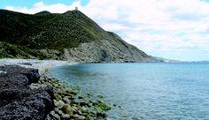 Playa de la Lloma de Reixes. Playa nudista
