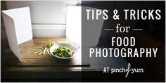 Tips and Tricks für Foodfotografie - das Auge isst mit und die Qualität der Fotos ist essentiell