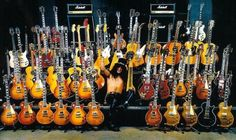 Slash has gone to the store a lot.