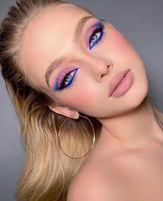 Makeup Eye Looks, Eye Makeup Art, Sexy Makeup, Daily Makeup, Crazy Makeup, Glam Makeup, Makeup Is Life, Makeup Kit, Gorgeous Makeup