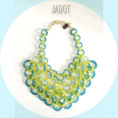 Il davantino più Cool della stagione,nei colori sfumati,come di tendenza ! JABOT - S/S 2015