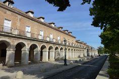 Casas de Caballeros y de Oficios en Aranjuez, Madrid