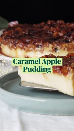 Fun Baking Recipes, Apple Recipes, Sweet Recipes, Cake Recipes, Dessert Recipes, Cooking Recipes, Easy Desserts, Delicious Desserts, Yummy Food