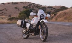 1985 BMW R80GS Paris-Dakar