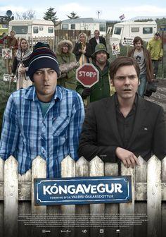 Kralin Yolu - Kongavegur - 2010 - DVDRip Film Afis Movie Poster
