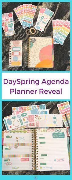 DaySpring Agenda Pla