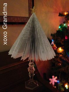 xoxo Grandma: What To Do With a Bad Book - a Craft Tutorial