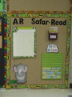 Jungle Theme Classroom | Mrs. Sugg's 4th Grade!