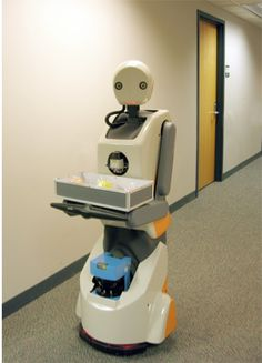 Senior Care Robot Deserves a Hug