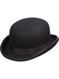 Quality Black Wool Felt Fashion Top hat Major Wear satin lined with Hat Box