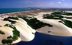 Parque Água das Dunas em Genipabu, Natal, Rio Grande do Norte
