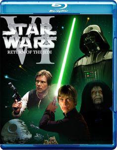 Star Wars: Episode VI Return of the Jedi (1983) Hindi Dubbed [BRRip]