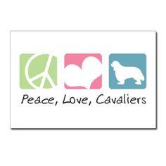 Peace, Love, Cavaliers Amen!