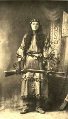 Creek Woman Warrior~1900's | Native American Life | Pinterest