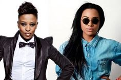 Check out these hot pics of DJ Zinhle and Amanda Du Pont and tell us who's more sprung over his girlfriend, A.A or Slikour? Hottest Pic, Brown Skin, Girlfriends, Amanda, Dj, Magic, Celebrities, News, Check