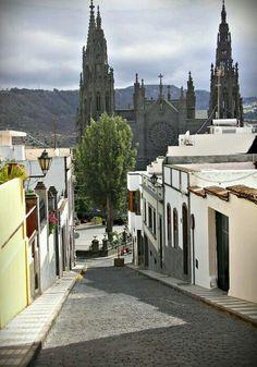 Arucas, Gran Canaria, Islas Canarias, Spain.