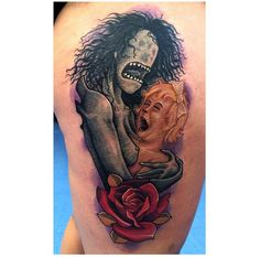 27 nouveaux tatouages effrayants   4 nouveaux tatouages effrayants qui font peur 17