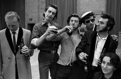 """Teddy boys or """"Teds"""" as they were known, London 1976 ."""
