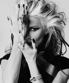 Daphne Guinness by Tim Petersen  Follow @TheRealDaphne's Official FB Page for big news coming soon!
