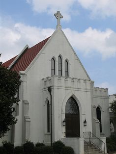 Church of the Holy Comforter Episcopal in Sumter, South Carolina