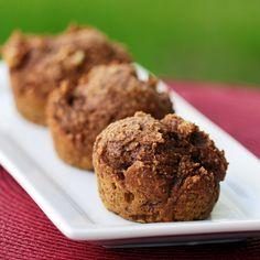 lowfat pumpkin muffin recipe