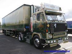 Volvo F88 F89 Volvo Cars, Volvo Trucks, Big Rig Trucks, Cool Trucks, Old Lorries, Vintage Trucks, Retro Vintage, Truck Paint, British Rail