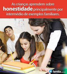 Familia.com.br | Como ensinar honestidade aos filhos