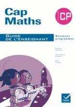 le guide du maître cap maths cp téléchargeable gratuitement
