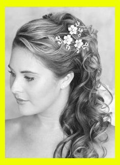 Hairstyles, Simple Half Updo Wedding Hairstyles: Long and Short Hair with Up Do Hairstyles for Weddings
