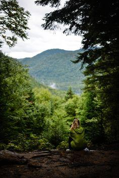 Landscape, Canada Parc national de la Jacques Cartier