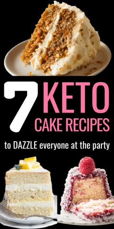 Low Carb Sweets, Low Carb Desserts, Healthy Desserts, Sugar Free Baking, Sugar Free Desserts, Keto Recipes, Cake Recipes, Dessert Recipes, Ketogenic Desserts