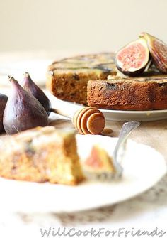 (Orange Cardamom Spiced Honey'd Fig Olive Oil Tea Cake – recipe in post) I've always been good at throwing meals together – a little of this, a pinch of that, and dinner is served. With baking, however, I'm a little more cautious. I'm unsure, at times, and rely on recipes and exact measurements as my training wheels. This …