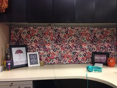 New cubicle design :)