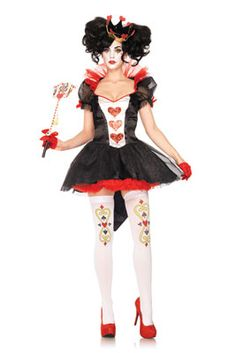 Royal Queen Adult Costume - Pure Costumes