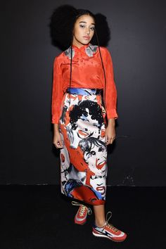 Amandla Stenberg Birthday Style Best Outfit Photos