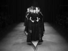 SPFW em preto e branco: os cliques mais marcantes da semana de moda de São Paulo