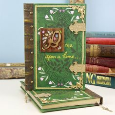 Once Upon a Time Fairytale Notebook