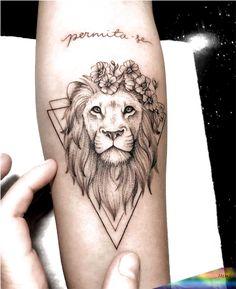 Mini Tattoos, Cute Small Tattoos, Unique Tattoos, Cute Tattoos, Body Art Tattoos, Tatoos, Tattoos Skull, Leo Lion Tattoos, Zodiac Tattoos