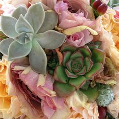My wedding bouquet!