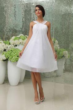 Halter Babydoll Dress Nice For A Summer Wedding