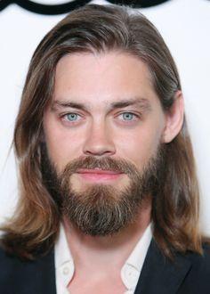 Tom Payne...those eyes, my Jesus (hahaha get it??)