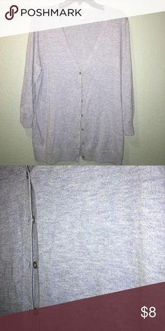 Baby Blue Cardigan Sweater Excellent Condition-Used Once-XL (No stains and no snags) Old Navy Sweaters Cardigans