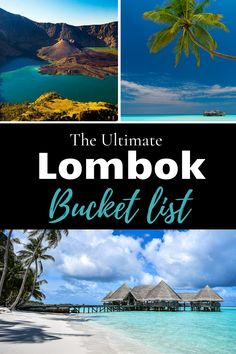 Lombok is just a ferry ride away from Bali. Lombok is a more speculated and less crowded island compared to Bali. The highlights of the island include white sand beaches with crystal clear blue lagoons, clean reefs for snorkeling and diving.For more visit www.dennydarmo.com