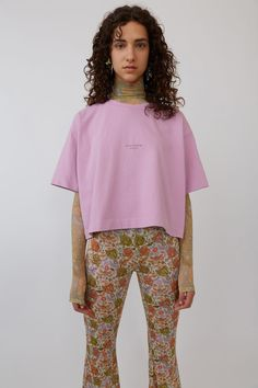 Ready-to-wear Cylea Candy Pink Pink Candy, Acne Studios, Ready To Wear, Free People, Bell Sleeve Top, T Shirts For Women, How To Wear, Tops, Fashion