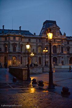 Paris at Night, via Flickr.